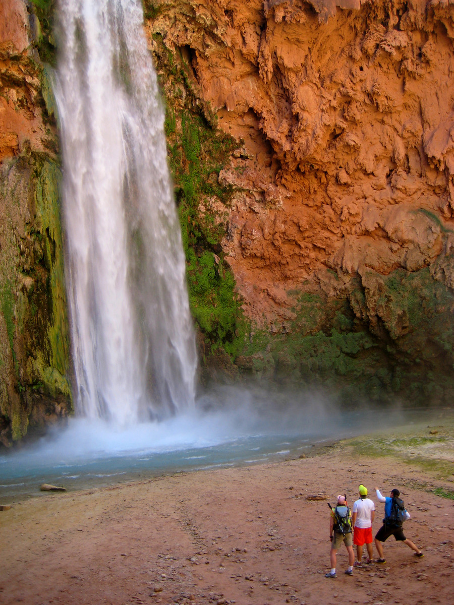Grand Canyon Village >> Mooney Falls, Havasu Falls and More: A Waterfall Tour in ...
