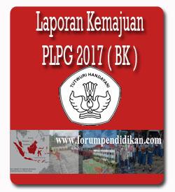 Contoh Laporan Pembekalan Kedua PLPG 2017 BK