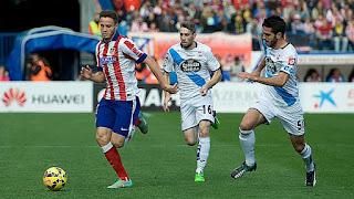Deportivo La Coruña vs Atlético Madrid