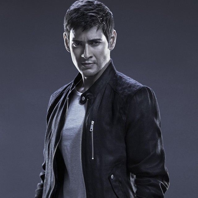 Black and White Mahesh Babu HD Images
