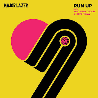 Lirik Major Lazer - Run Up