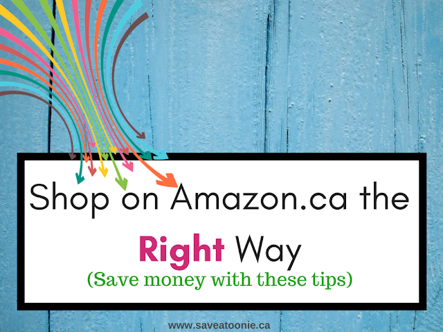 10 Tips for Shopping on Amazon.ca & Where to Get Amazon Gift Card Codes