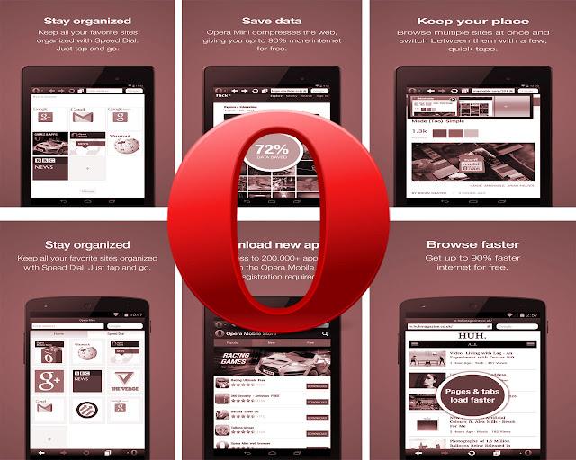 تحميل برنامج متصفح اوبرا للكمبيوتر والاندرويد Download Opera Browser برابط مباشر