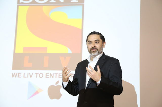 Mr. Uday Sodhi - EVP & Head Digital, Sony Pictures Network Pvt Ltd