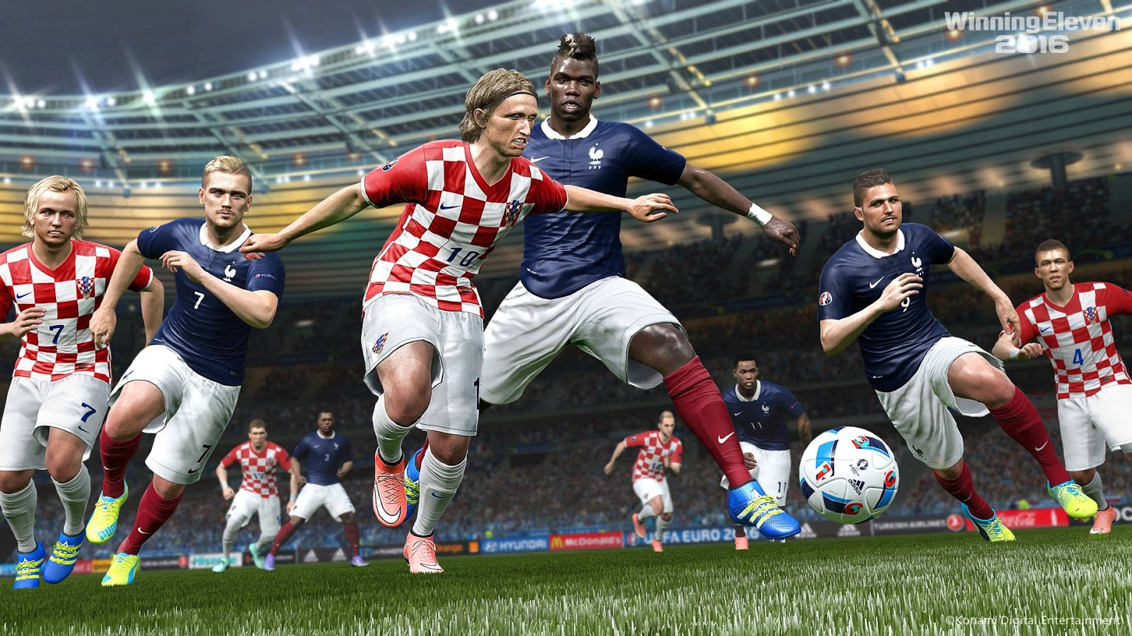 PES 2016 Crack Online 1.04.00 FIX Update 24/03/2016