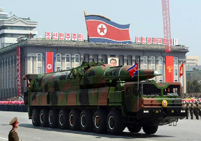 Militer Korsel, Meyakini Korea Utara Meluncurkan Rudal Kembali