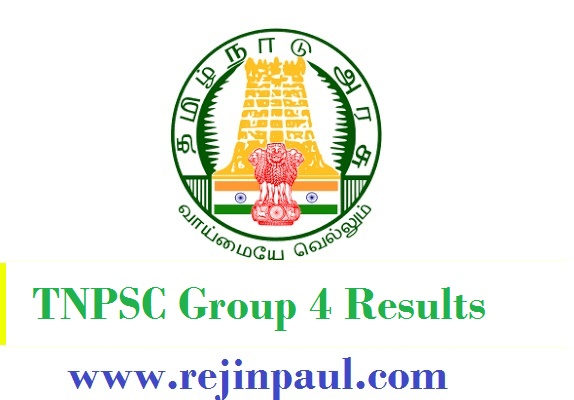 Group 2014 results pdf 4 tnpsc answer key