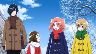 جميع حلقات انمي Mikakunin de Shinkoukei مترجم عدة روابط