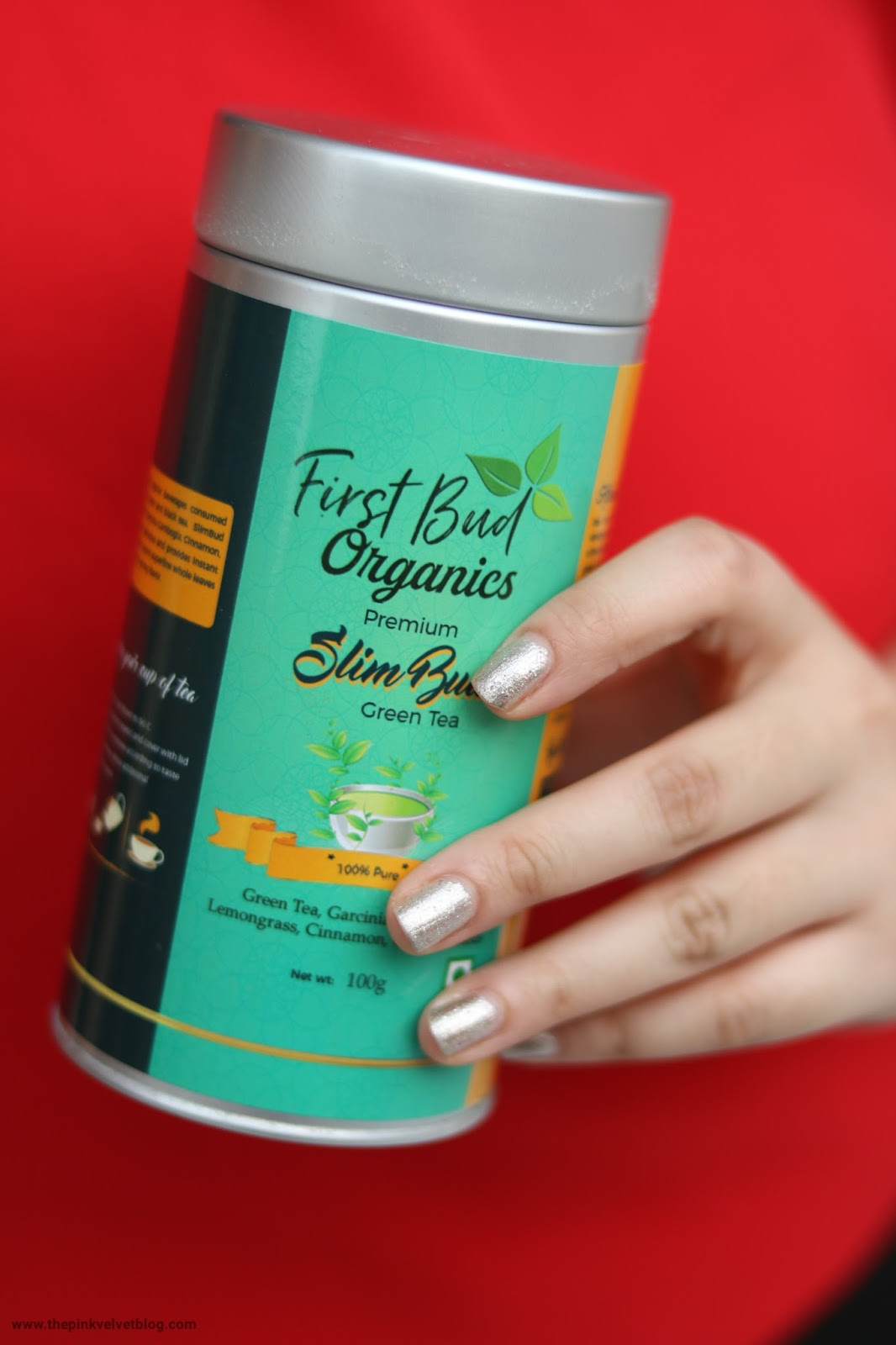 First Bud Organics Slimming Tea