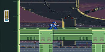 Megaman X [Español] - Captura 1