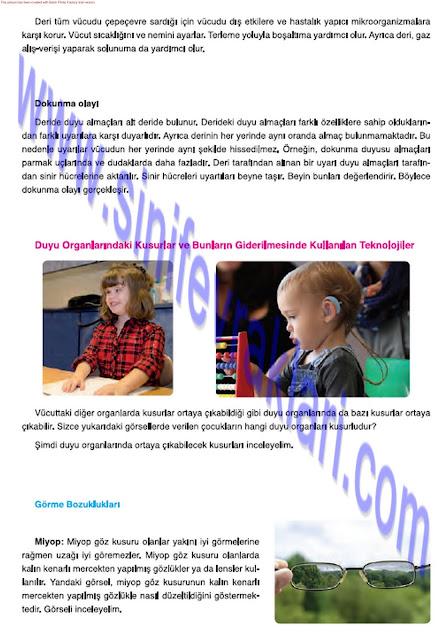 Mevsim Yayınları 7. Sınıf Fen Bilimleri Ders Kitabı Cevapları Sayfa 49