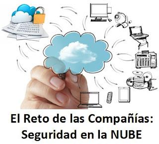 El Reto de las Compañías: Seguridad en la NUBE