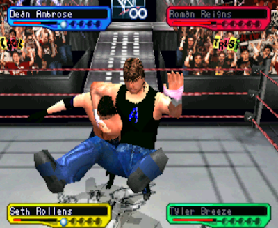Download WWF SmackDown 2 Know Your Role PS1