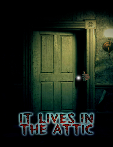 Ver It Lives in the Attic (2016) Online