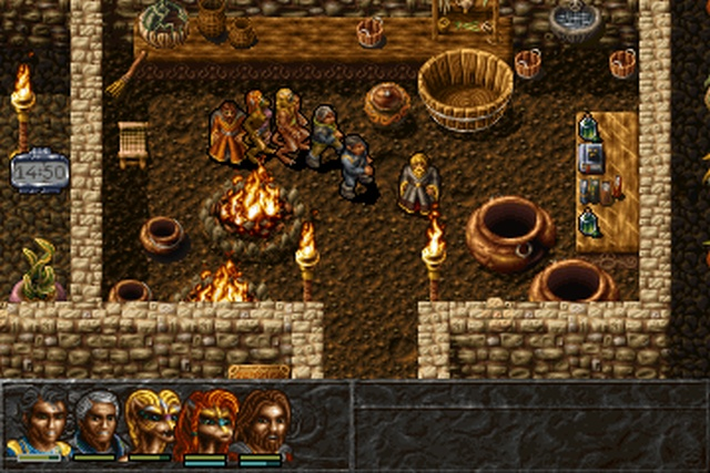 Albion - An all time classic RPG gets a Windows     - Indie Retro News