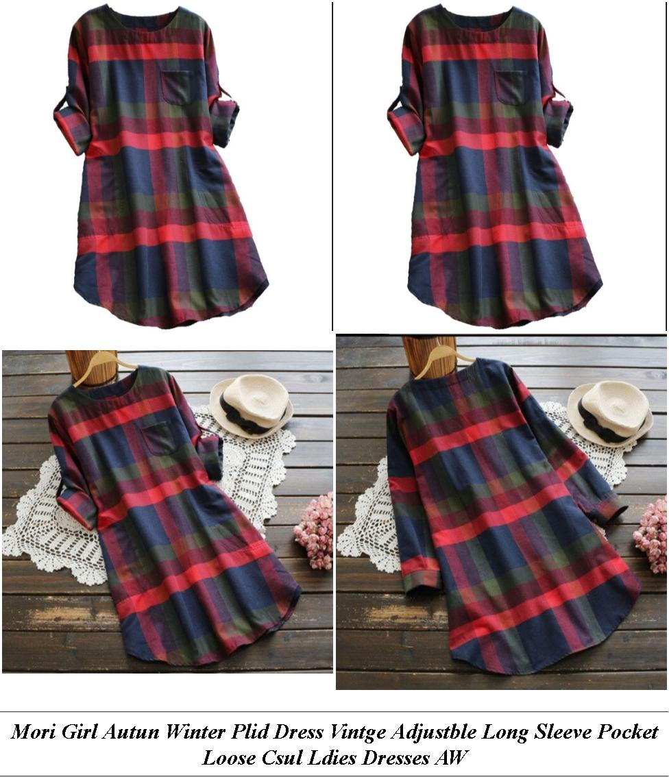 Occasion Dresses - Uk Sale - Long Sleeve Dress - Cheap Womens Clothes