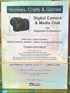 Junction Digital Camera and Media Club