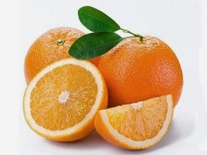 Sumber kalsium jeruk