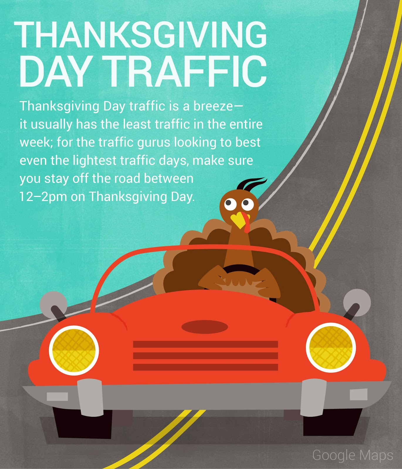 Google Lat Long 7 Traffic Tips To Get You To The Thanksgiving Table