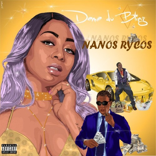 """""""Nanos Rycos"""" é a nova música promocional da cantora moçambicana """"Dama Do Bling"""", música feita no estilo Afro Pop. Sem mais demora, faça o download e desfrute do bom afro pop."""