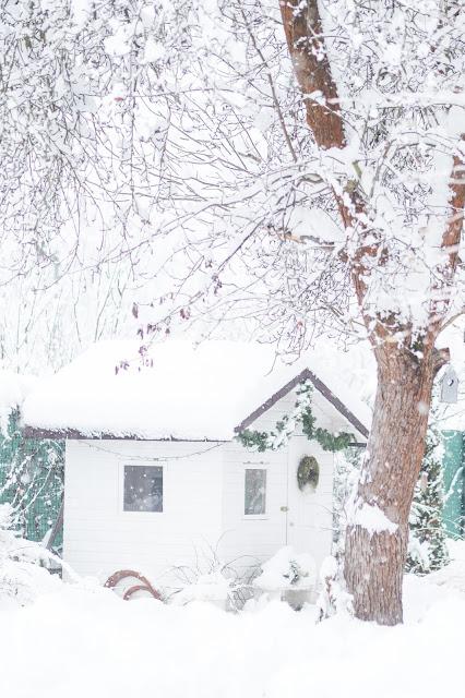 Winter wonderland ~ Zimná rozprávka