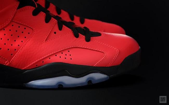 3bec5174aaf4 Air Jordan 6 Retro Infared 23 - Closer Look