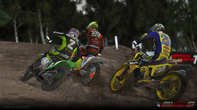 MXGP 2 Gameplay Screenshot 2