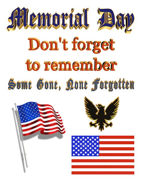 Unique Free Clip Art Images For Memorial Day