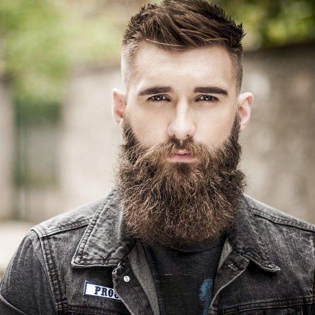 Más inspirador peinados con barba Galería de ideas de coloración del cabello - Moda Cabellos: Peinados 2016 para hombres con la barba muy ...