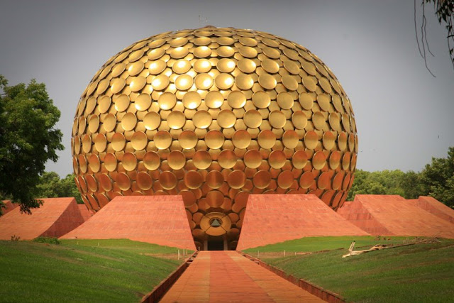 Auroville-Pondicherry