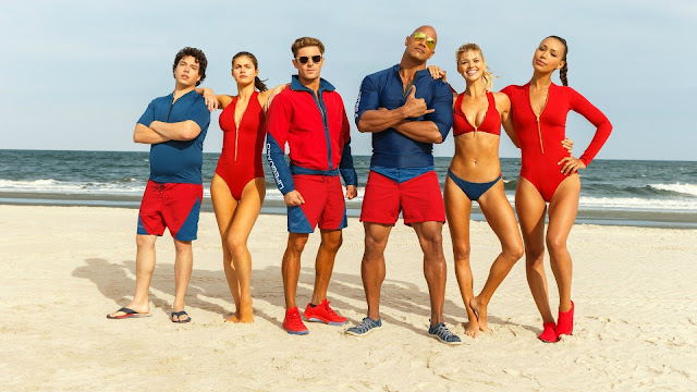 Baywatch Dwane Johnson