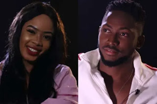Entertainment: BBNaija 2018! How Nina demanded sex from Miracle [VIDEO]