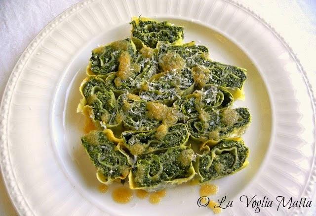 strucolo di spinaci