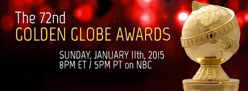 GOLDEN GLOBE AWARDS 2015, NOMINATIONS TV E VINCITORI. COMMENTA IN DIRETTA!