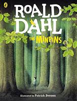 Roald Dahl  The Minpins Dahl Colour Illustrated