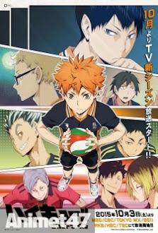 Haikyuu!! Ss2 - Haikyuu!! Season 2 2015 Poster