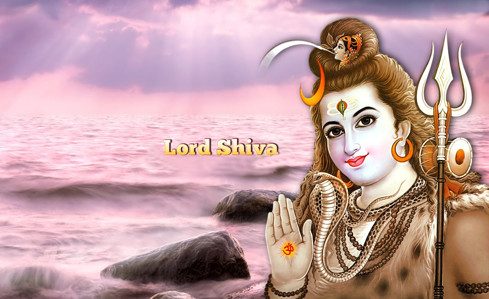 Lord Shiva Creative Hd Wallpapers For Free Download Lord: Lord Shiva Wallpaper And Beautiful Images