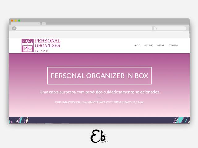 Site Personal Organizer