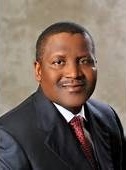 Dangote Gives To The Needy