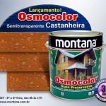 Montana Química lança nova cor de Verniz stain para madeiras