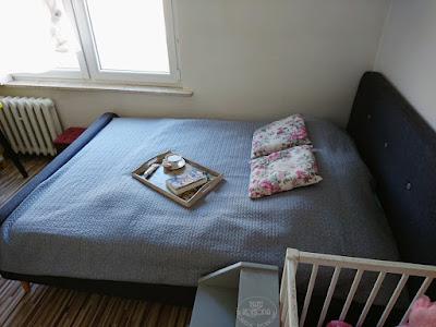 sypialnia z dzieckiem