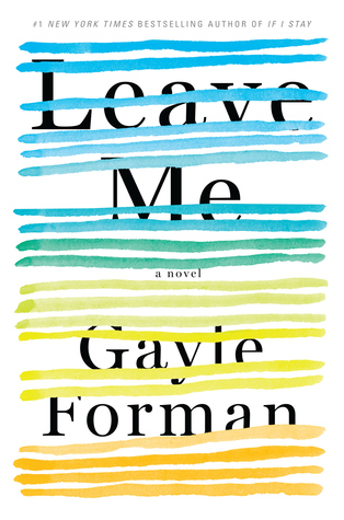 Leave Me book cover