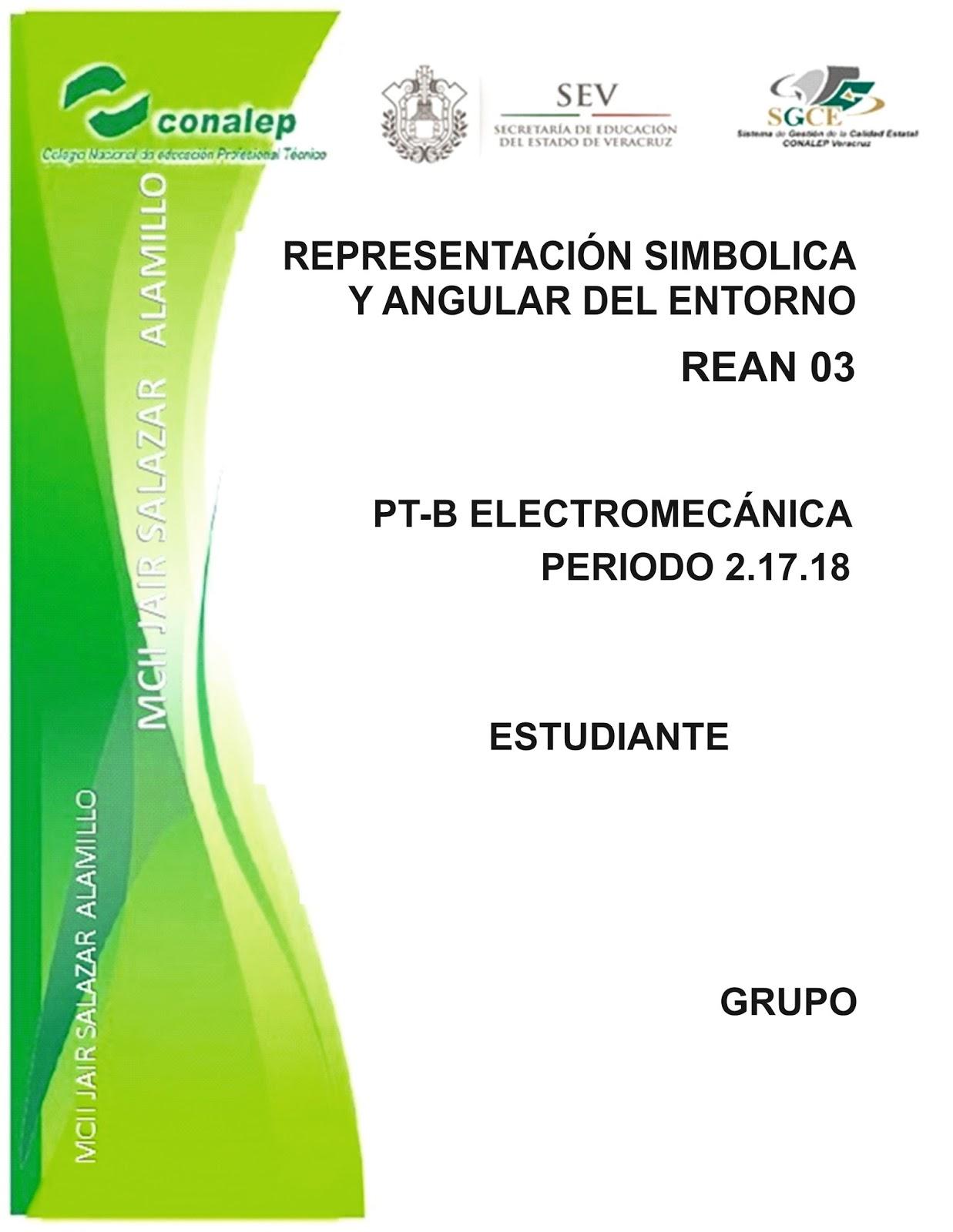 6.- OBJETIVOS DE LAS CARRERAS   Representación Simbólica y Angular ...