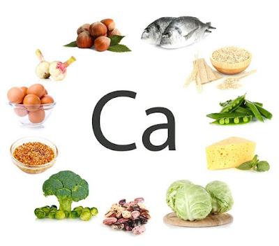 Foods with Rich Calcium