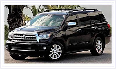 Toyota Sequoia 2018 Review