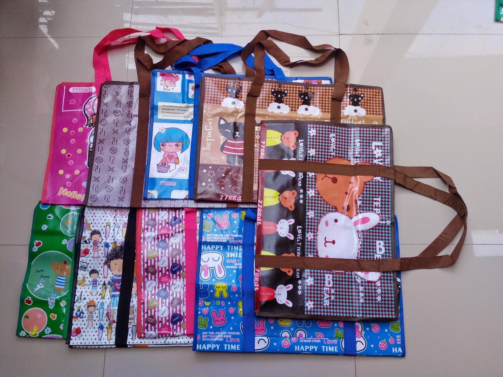 tas karung untuk belanja