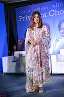WOW Priyanka Chopra in Traditional Floral Print at UNICEF India Press Conference  Exclusive Galleries 004.jpg