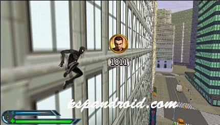 Spiderman 3 PPSSPP Android