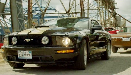 Brick Mansion Mustang's