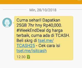 Hari ini telkomsel kembali memberikan promo paket data internet telkomsel murah kuota  Promo paket internet telkomsel murah kuota internet 25Gb hanya Rp.40.000